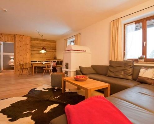 3 bis 5 Sterne Appartements Appartement Gästezimmer Ferlhof in Kruen