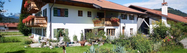 Ferienappartement im Karwendel Ferlhof Krün
