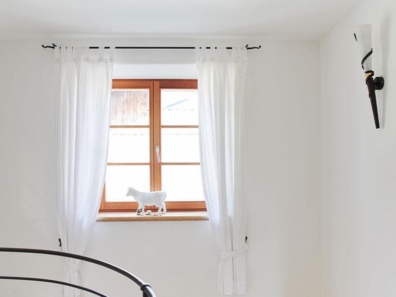 Fenster im Treppenhaus Haupthaus Ferlbauer