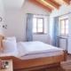 Ferienwohnung Krün Soiern Schlafzimmer