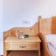 Ferienwohnung Krün Wetterstein Schlafzimmer