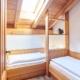 Ferienwohnung Krün Zugspitz Schlafzimmer für Kinder