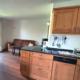 Ferienwohnung Krün Wetterstein Wohnzimmer mit Küche